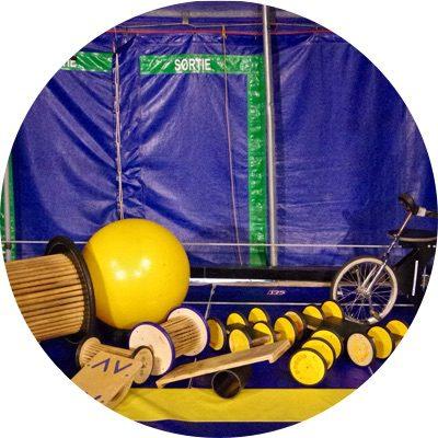 L'Art d'En Faire - Equipements - Equilibre