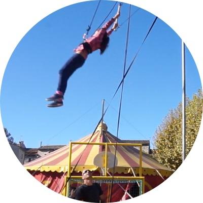 L'Art d'En Faire - Disciplines - Trapeze volant