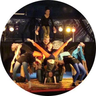L'Art d'En Faire - Disciplines - Acrobatie