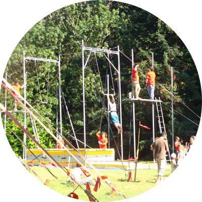 L'Art d'En Faire - Equipements - Trapeze volant
