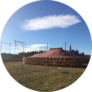 rencontres départementales des ateliers cirque